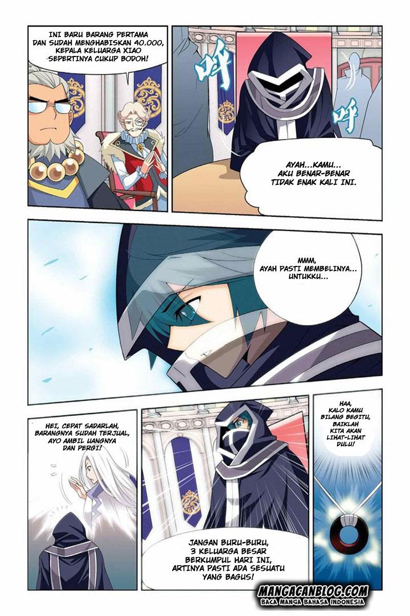 Battle Through Heaven Chapter 08-13