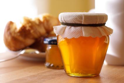 Pure liquid honey