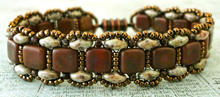 Linda S Crafty Inspirations Bracelet Of The Day Toying