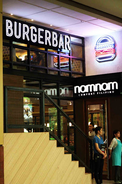 Burger Bar and Nam Nam at Greenbelt 2