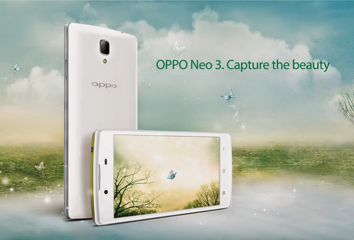 Harga Oppo Neo 3