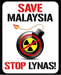Bantah LYNAS