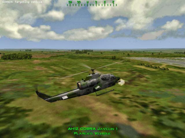 لعبة طائرات الهليكوبتر الحربية Gunship