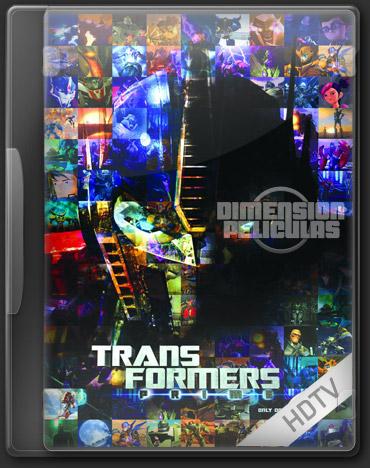Transformers Prime (Temporada 1 HDTV 720p Español Latino)
