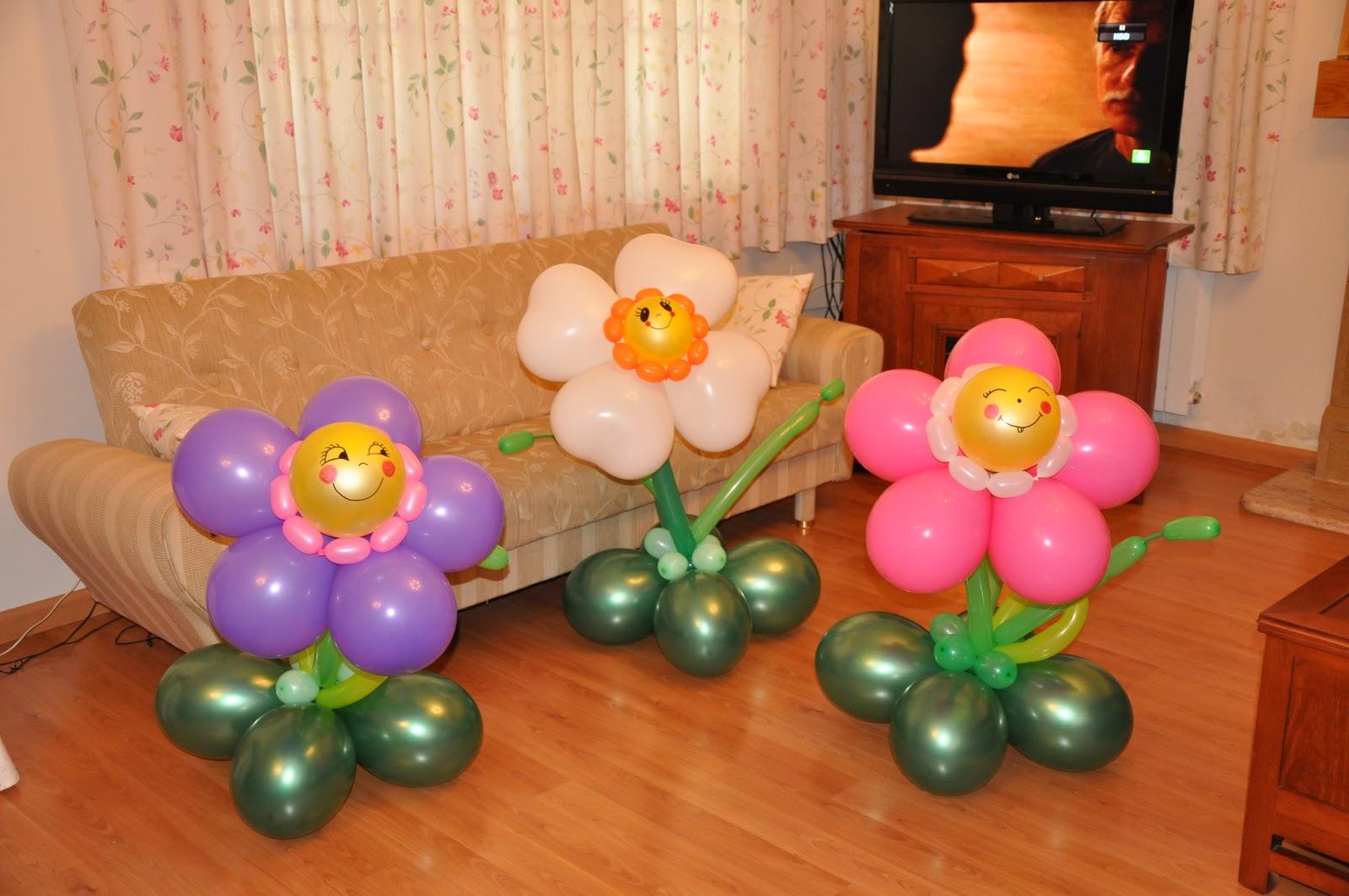 Decoraciones infantiles con globos decoraciones infantiles - Decoraciones con globos ...