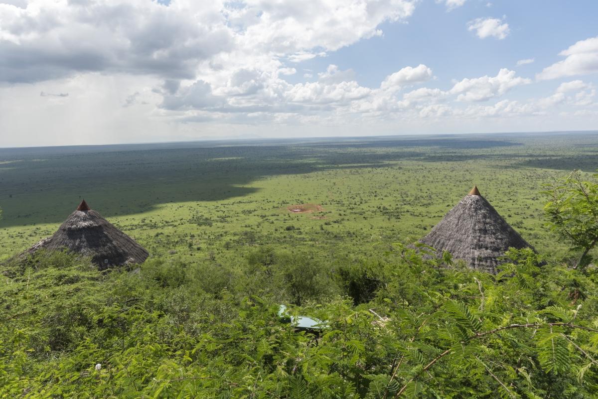 Amboseli, Kenia, Lanschaft, Wolken, Afrika, Nature, Nikon, D750, Objektiv AF-S NIKKOR 20 mm 1:1,8G ED, Safari, Lions Bluff Lodge