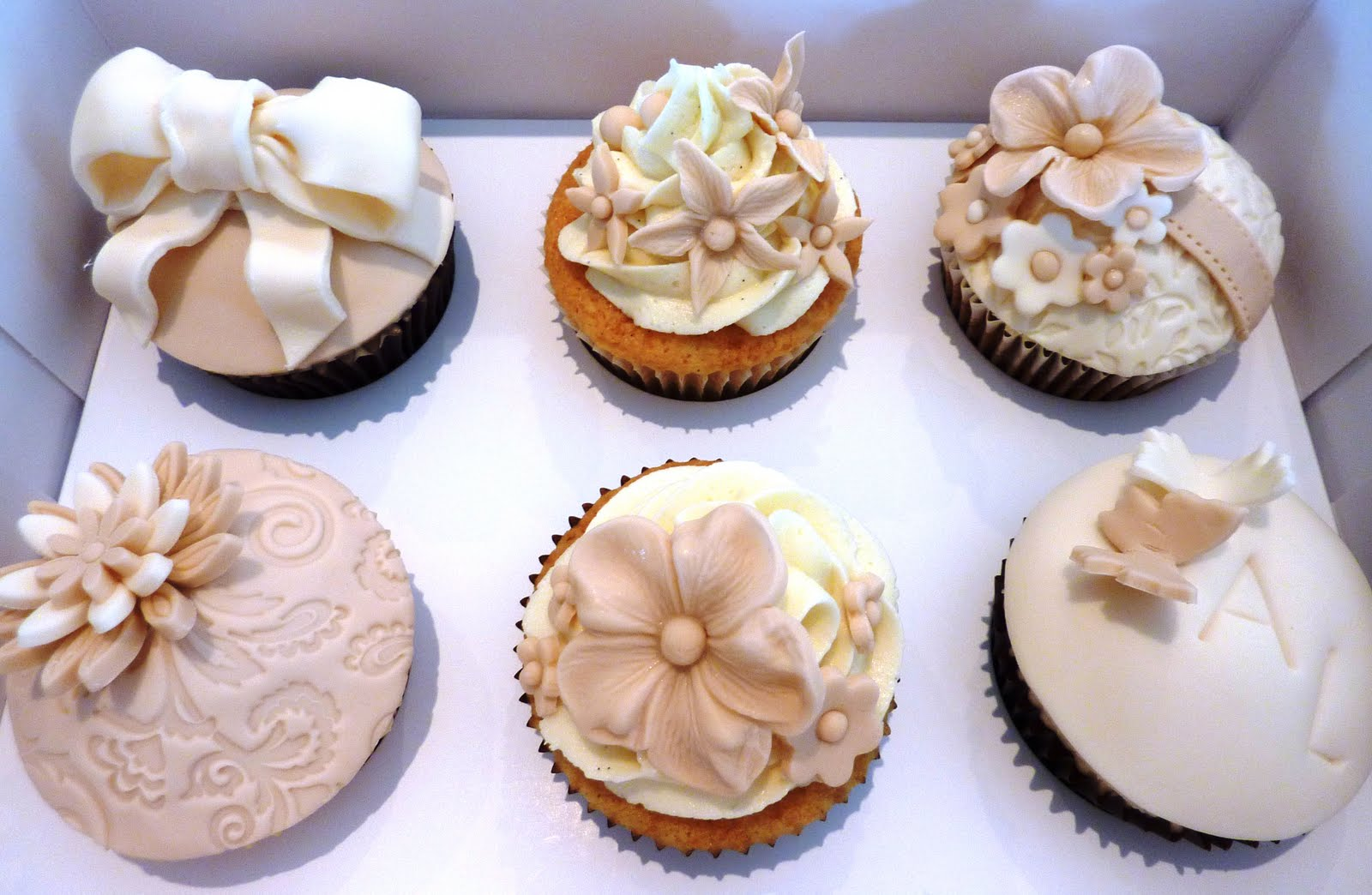 Showing post & media for Simple elegant cupcake designs | www ...