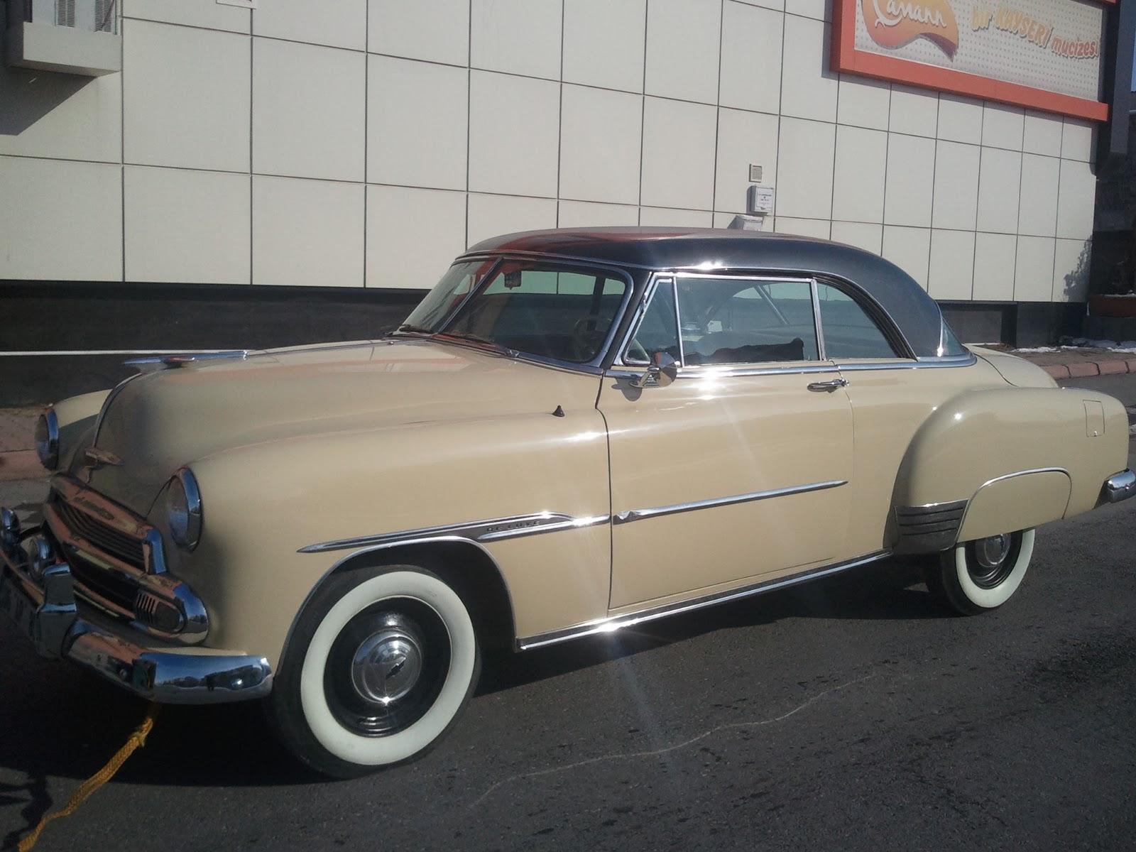 My Vintage Garage By Yavuz 199 246 Laşan 51 Chevy Deluxe
