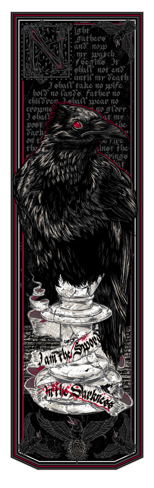 Posters Game Of Thrones por Rhys Cooper