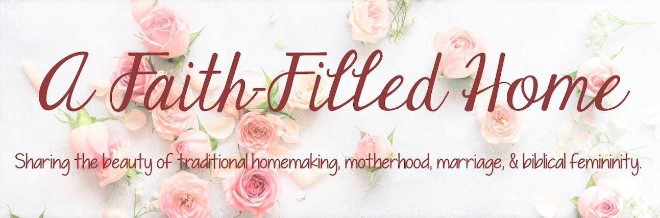 A Faith-Filled Home