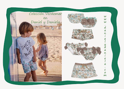 Colección de Rochy en Daniel y Daniela