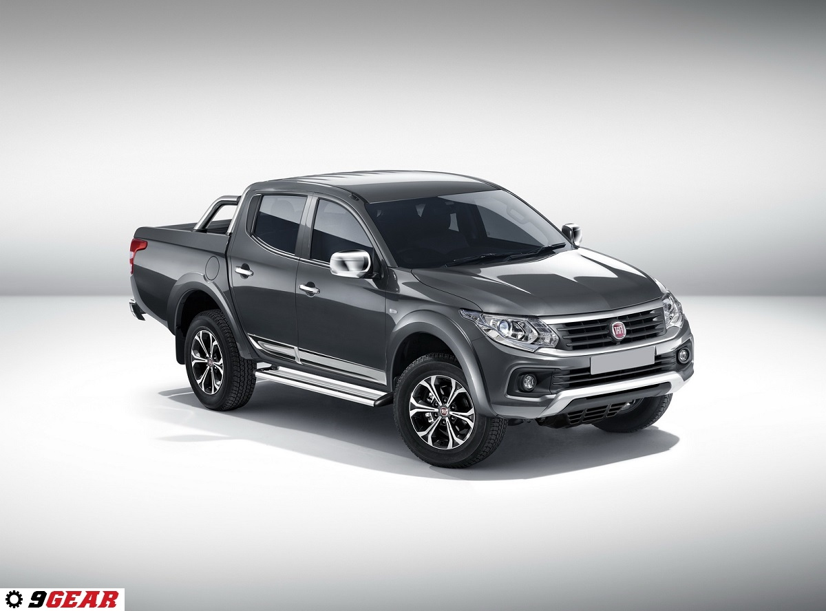 fiat fullback pick up truck unveiled at dubai motor show car reviews new car pictures for. Black Bedroom Furniture Sets. Home Design Ideas