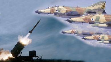 la proxima guerra arabia saudi interceptara aviones israelies camino a iran