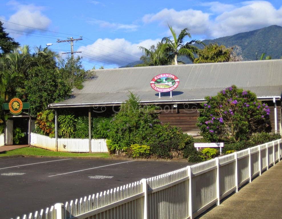 Kuranda, Cairns Tablelands, Queensland, Australie