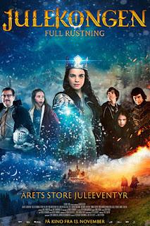 The Christmas King: In Full Armor Poster