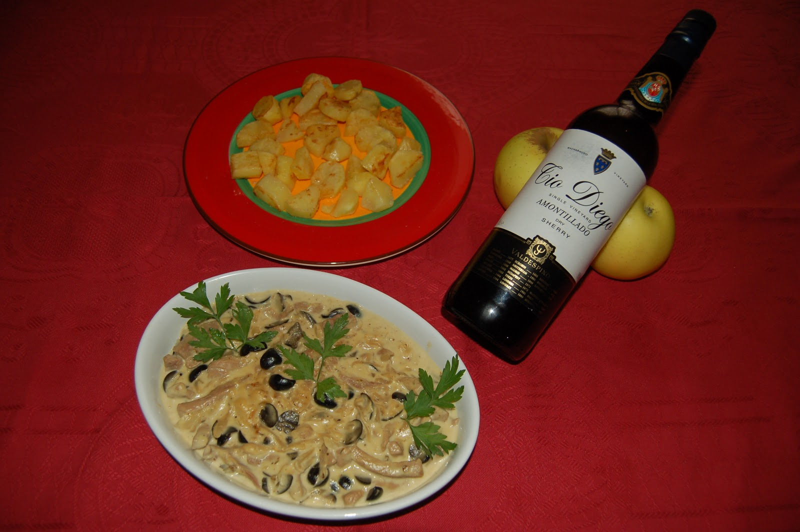 La cocina de beli y su pinche filetes stroganoff con - Pinche de cocina ...