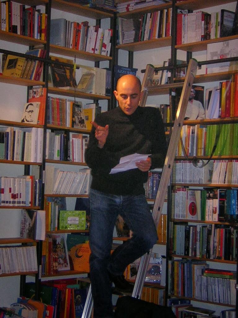 Il blog di Luca Traini