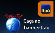 Caça ao Banner Itaú
