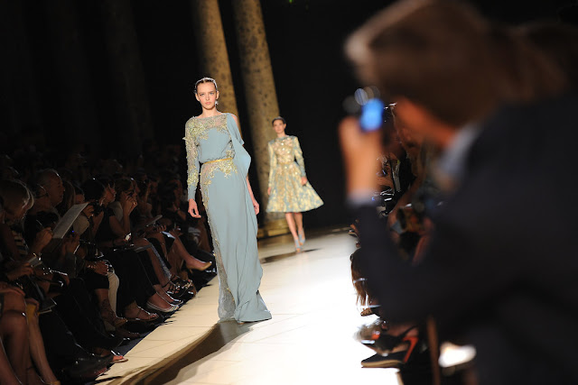 Elie Saab | Haute Couture Fall Winter 2012/2013