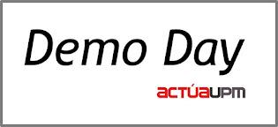 [1 julio] Demo Day actúaupm