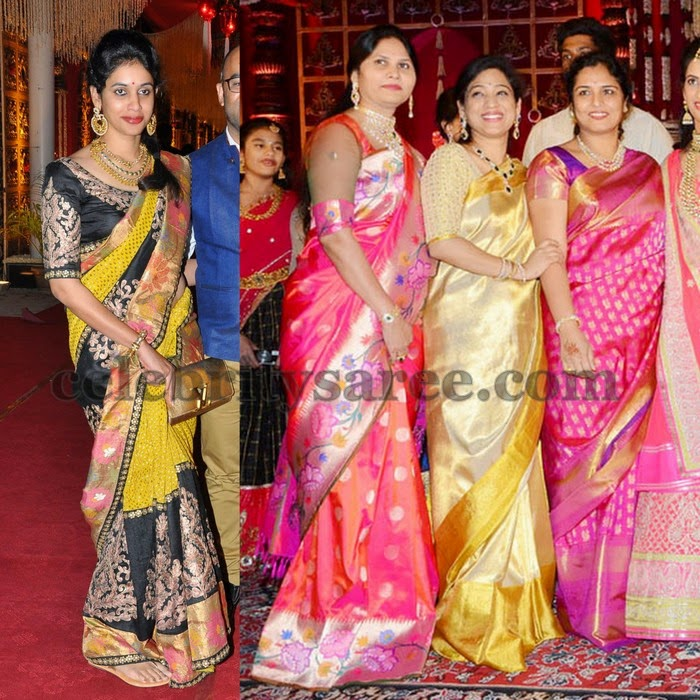 High Quality Bridal Sarees