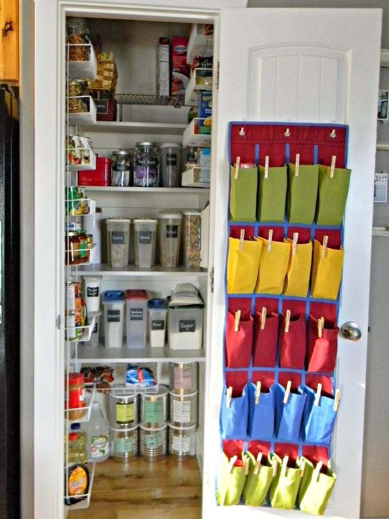 31 Days Of Spontaneous Organizing Day 24 Pantry