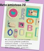 RETO AMISTOSO 70