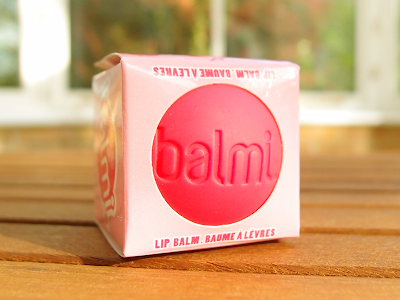 Balmi бальзам для губ отзыв