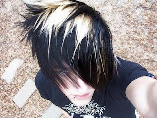 Collection Scene Emo Hairstyle for Boys