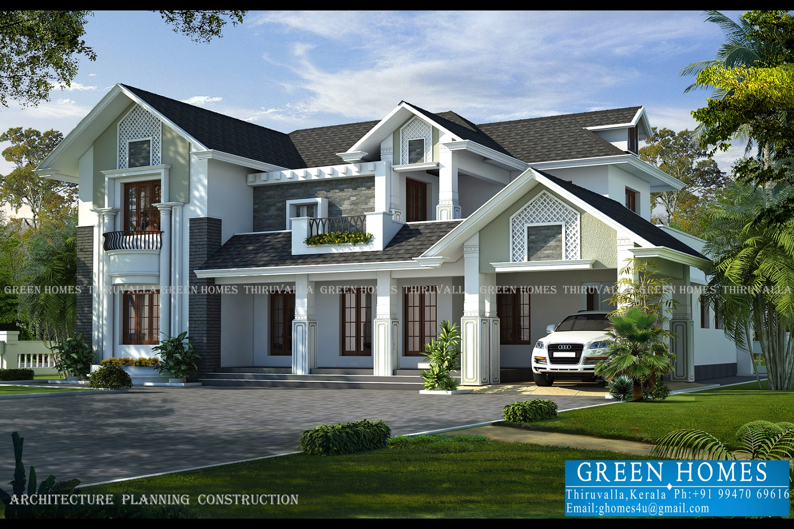 Green homes february 2014 for Green home house plans