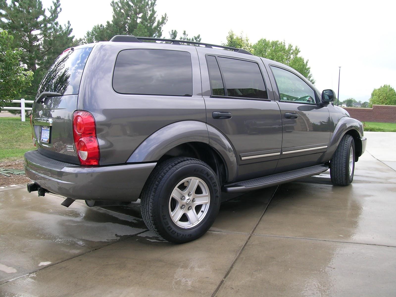 Streets Of Denver 2004 Dodge Durango Limited