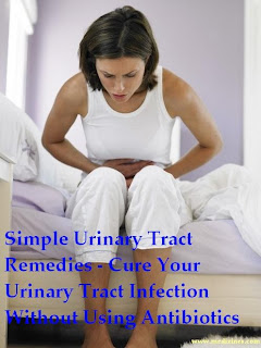 Cure Your Urinary Tract Infection Without Using Antibiotics