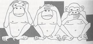 ba con khỉ khôn ngoan