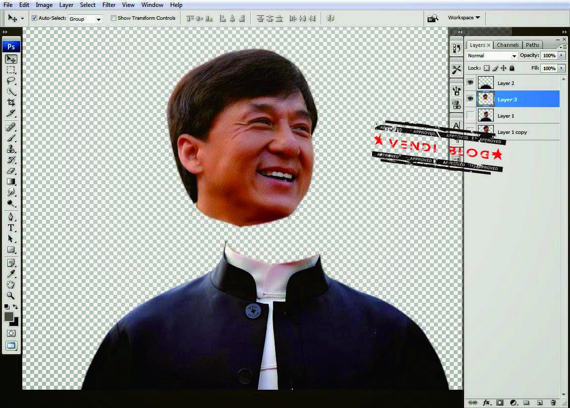 Tutorial membuat vektor kartun photoshop part 2 coloring and shading - Cara Membuat Karikatur Dengan Adobe Photoshop