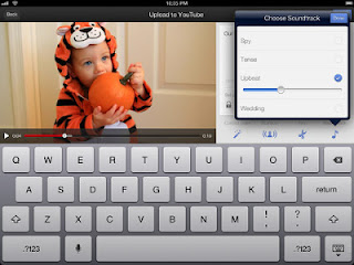 YouTube Capture for iPad and iPad mini