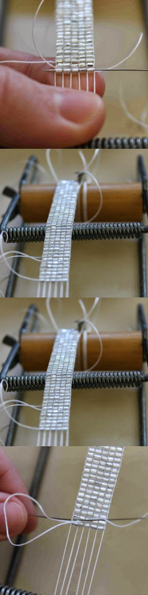 adding more rows to your bracelet