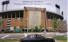 Old Baltimore Memorial Stadium: Site of 1969 World Series