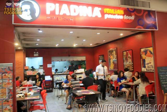 piadina italian passion food robinsons place
