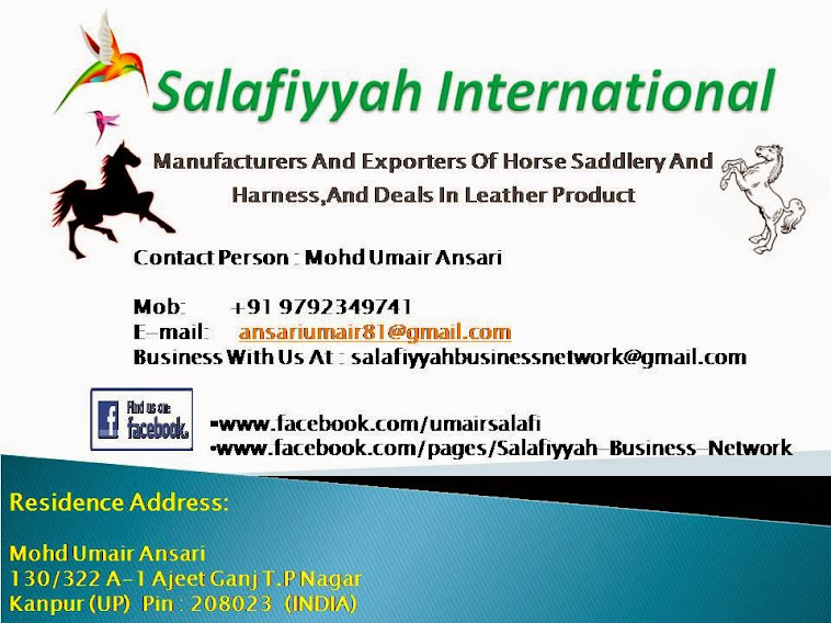 SALAFIYYAH INTERNATIONAL