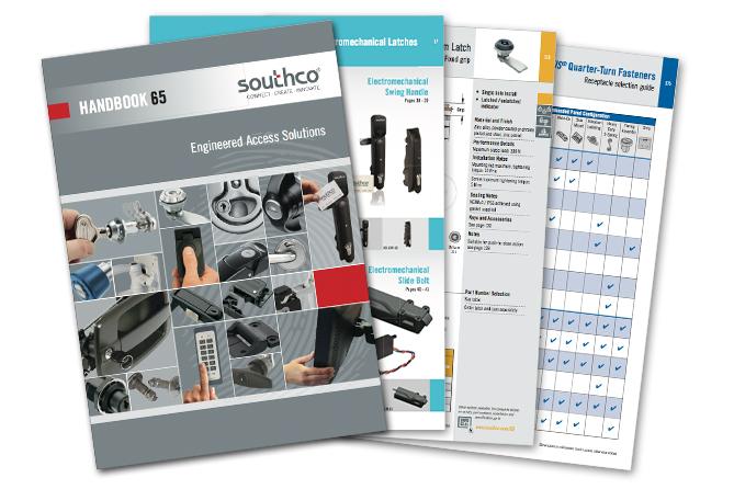 Southco New Product Handbook