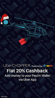 Buy Get 20% cashback on all Uber rides : BuyToEarn