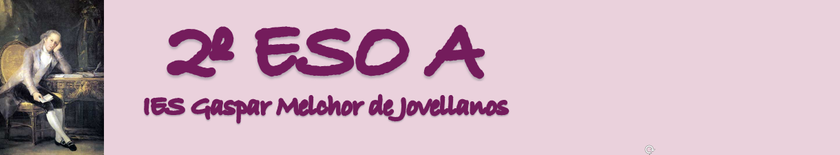 2º ESO A. IES JOVELLANOS