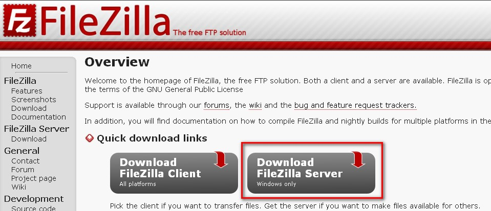 Download clientovpn file