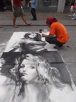 Victor Adolfo, freier Künstler aus Italien