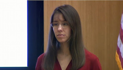 Jodi Arias returns to the stand on March 7, 2013
