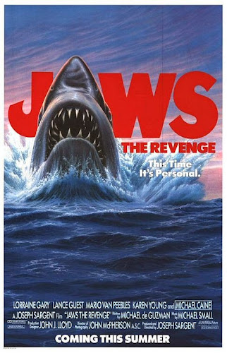 Jaws 4 (DVDRip Español Latino) (1987)