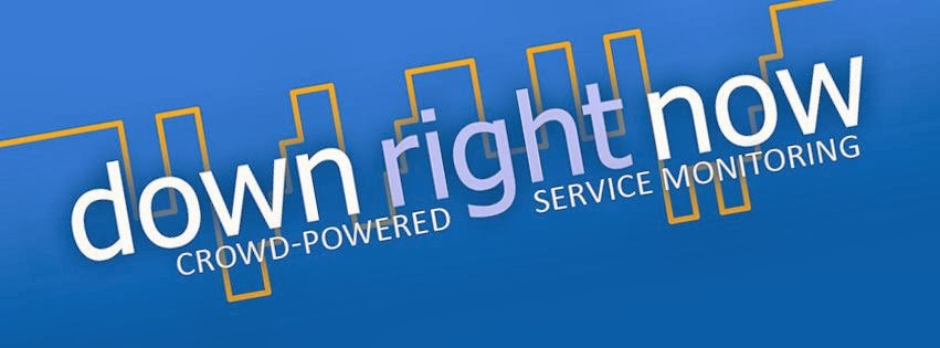 down right now logo