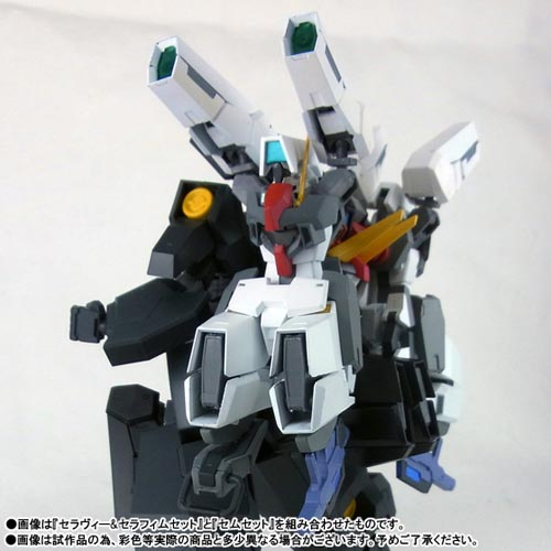 Robot Damashii (Side MS) Seravee Gundam