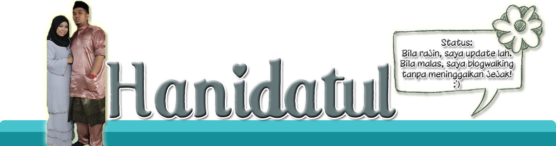 hanidatul Shatira