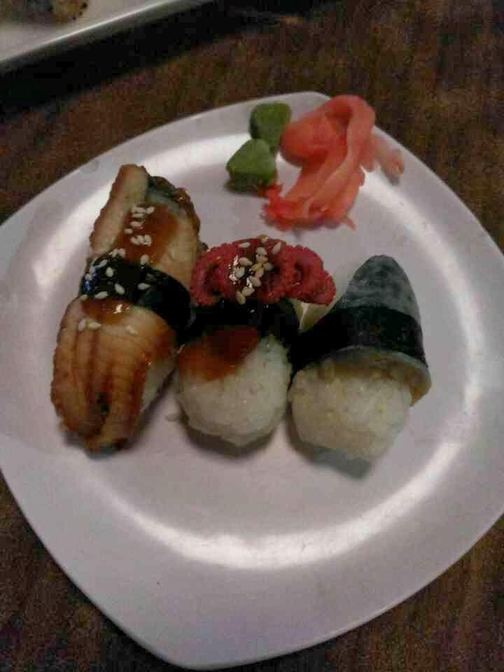 sushi kecil 9000an